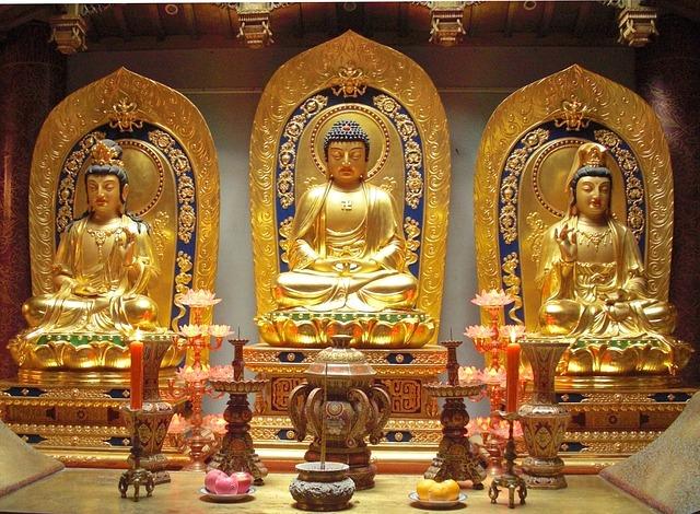 中国の仏教