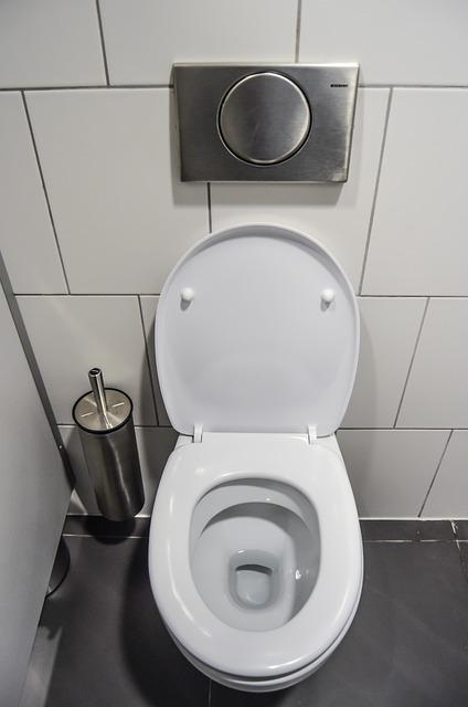 トイレの中の様子です。