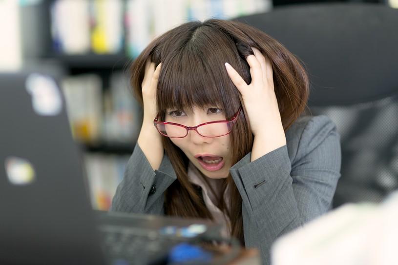 頭痛が酷い