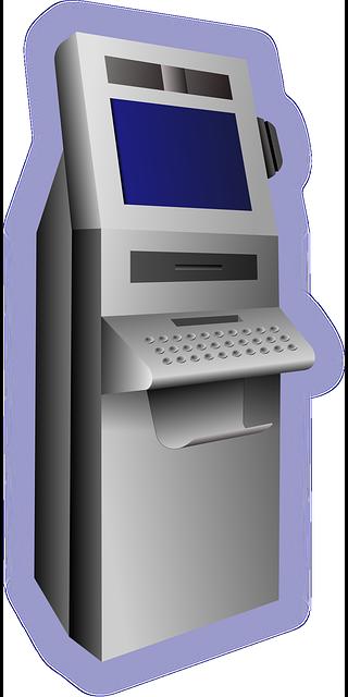 ATMの画像です