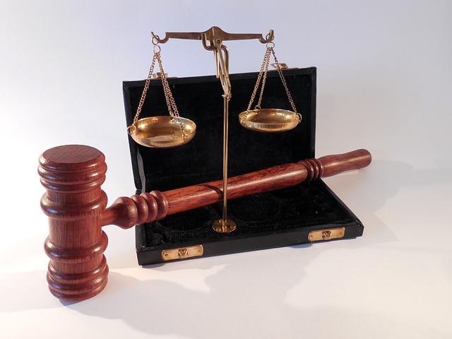 法律に関する道具です。