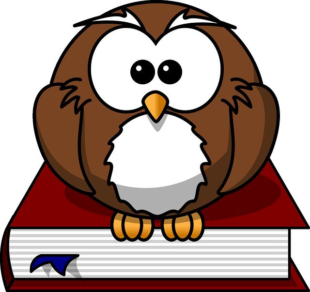 本が好きなフクロウです。