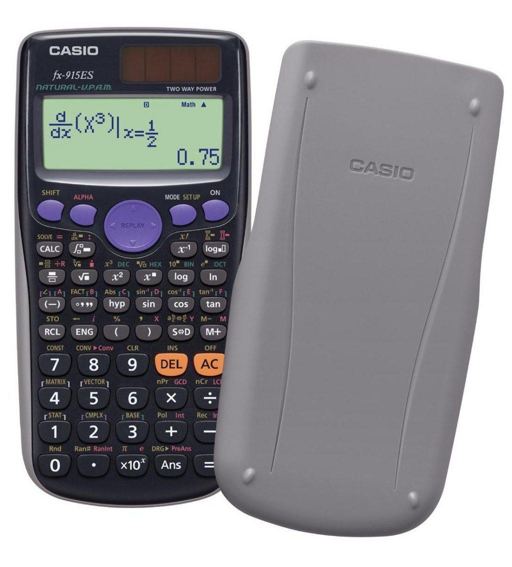 カシオの関数電卓