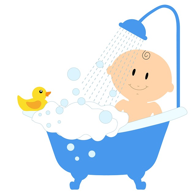お風呂で筋肉を冷やす