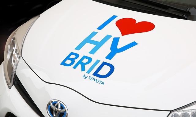 トヨタ自動車のハイブリッド車