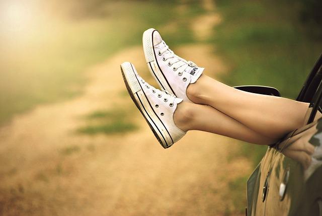 新品の靴で足が痛い!