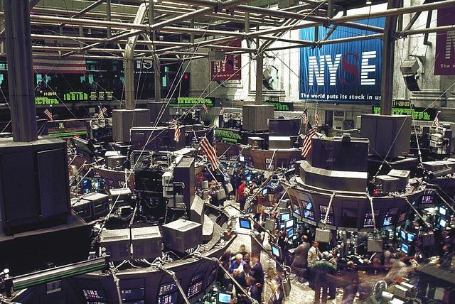 ニューヨークの株式市場