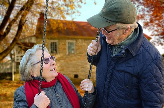 老後の夫婦